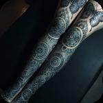 Leg Tattoo icon