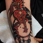 Medical Tattoo icon
