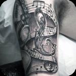 Music Tattoo icon