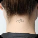 Nape and Neck tattoo icon