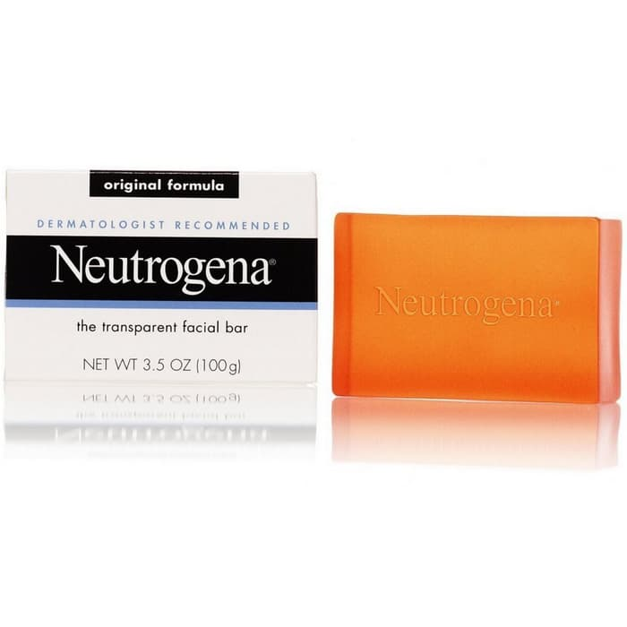 Neutrogena, The Transparent Facial Bar