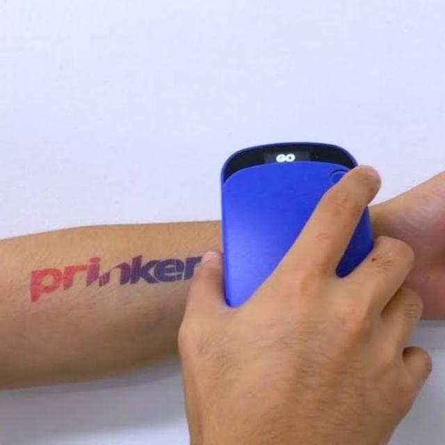 Tattoo Printer for Fake tattoo