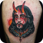 Religious Tattoos (God, Angel) icon
