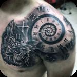 Shoulder Tattoo icon