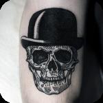 Skull Tattoo icon