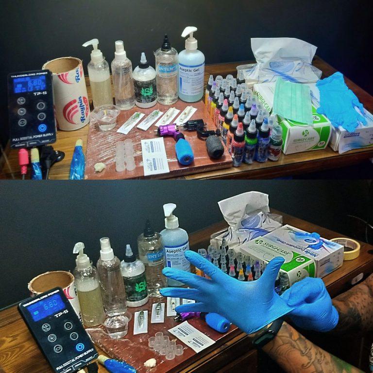 Tattoo Hygiene