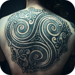 Tribal Tattoo icon