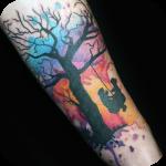 Watercolor Tattoo icon
