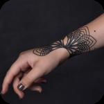 Wrist Tattoo icon