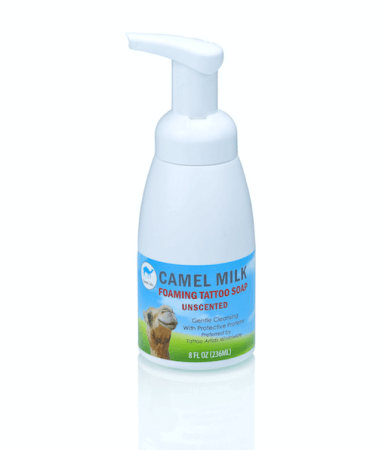 Camel Milk Foaming Tattoo Soap pic