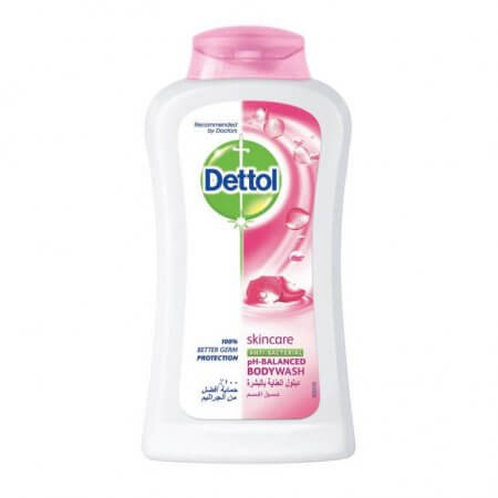 Dettol Anti-Bacterial pH-Balanced Body Wash