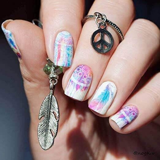 Diy Nail Art Temporary Tattoos Trending Tattoo