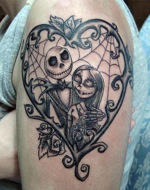 best tattoo art on shoulder