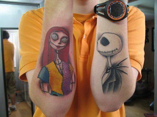 tattoo on arm