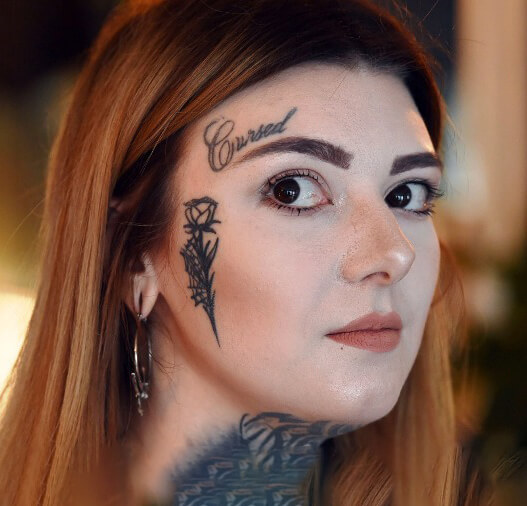 Face Tattoo trend Ideas in 2020