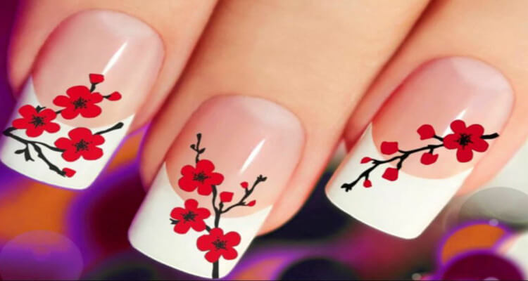 Nail Art Temporary Tattoos