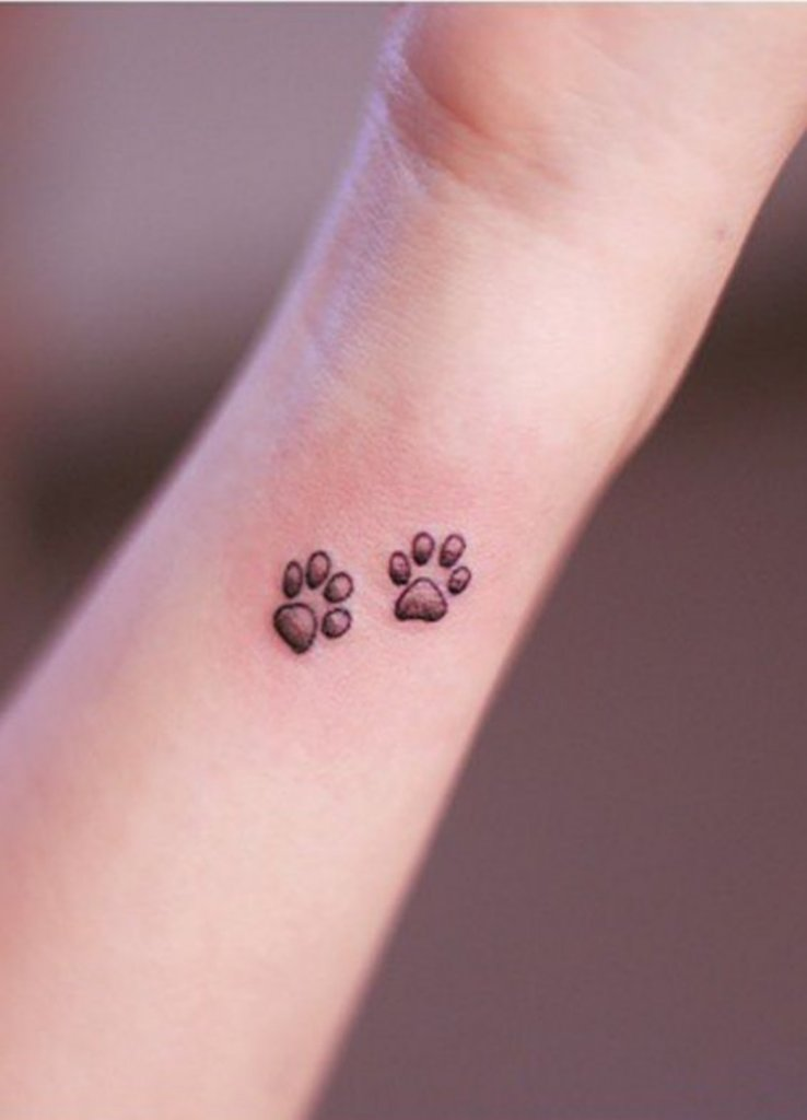 Paws Tattoo