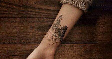 Architectural Tattoo