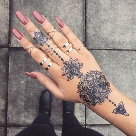 Best tattoo pic on hand