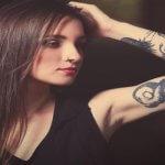 Hand Tattoo for Girls