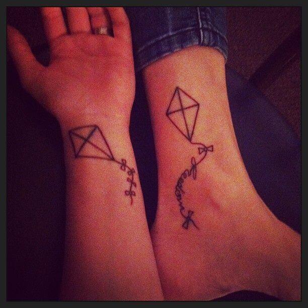 Kite Tattoos