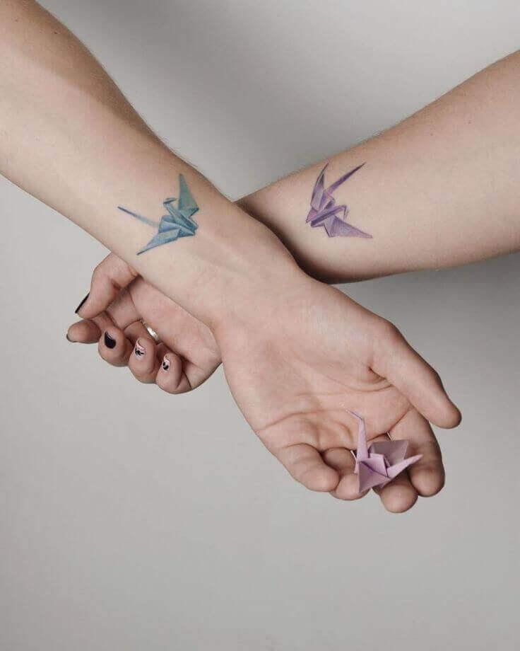 Origami Tatto0 image