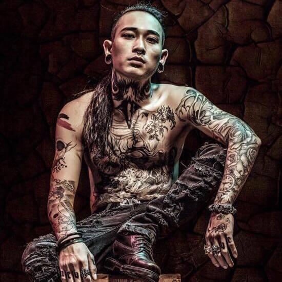 VU NGOC TAN tattoo artist