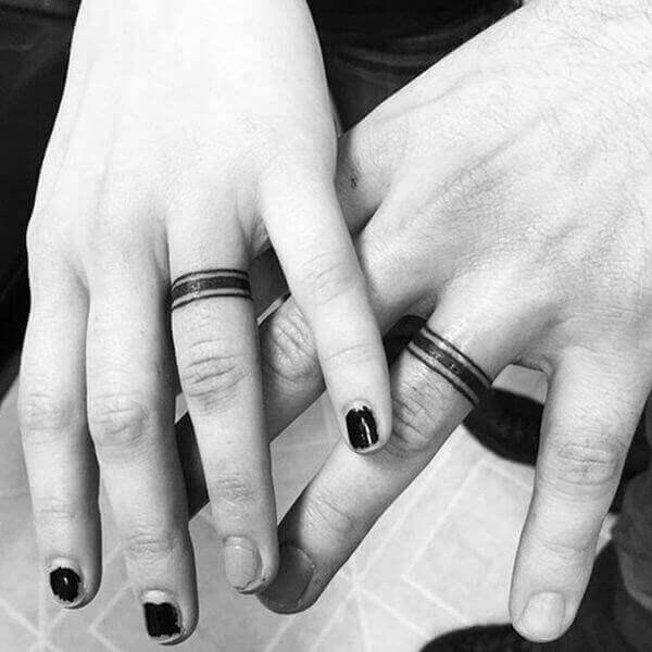 Wedding Ring tatoo