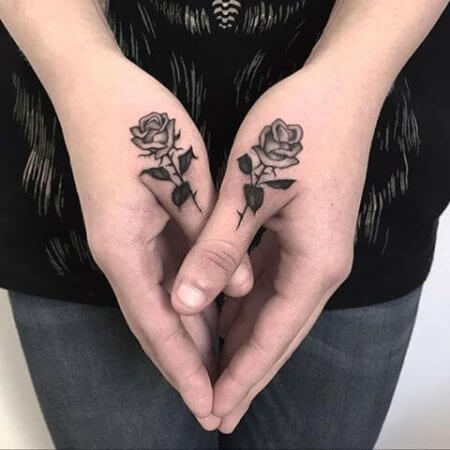 Small Matching Tattoo