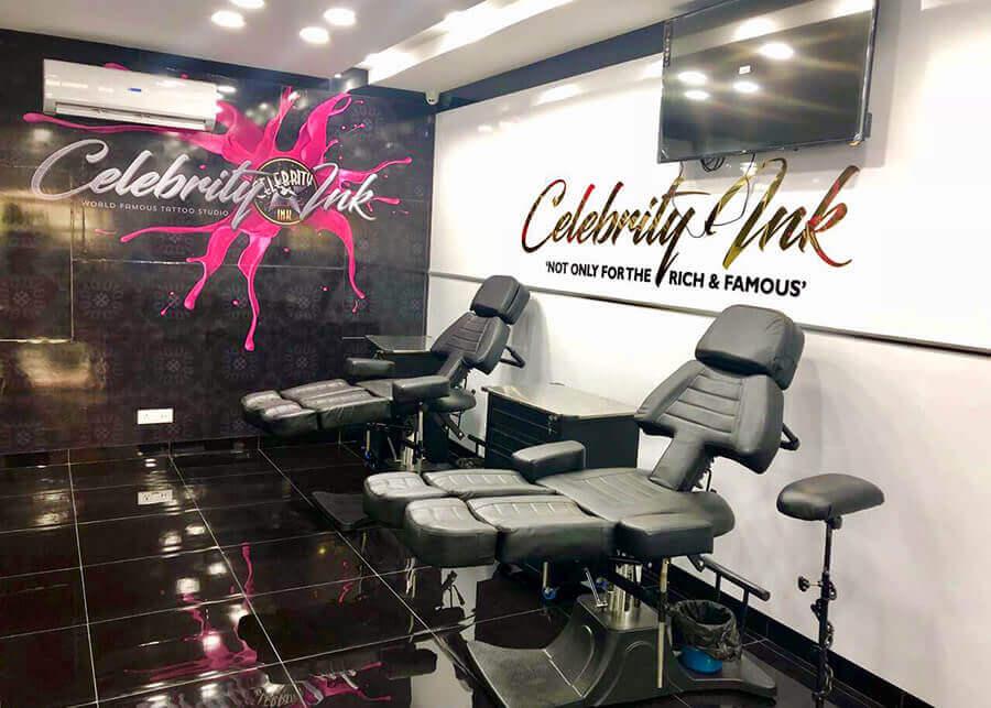 Celebrity Ink Tattoo Shop
