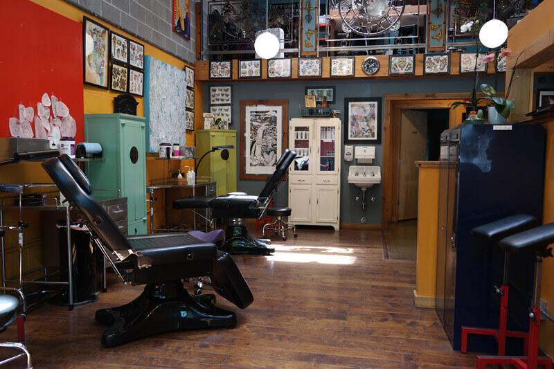 Fortune Tattoo shop