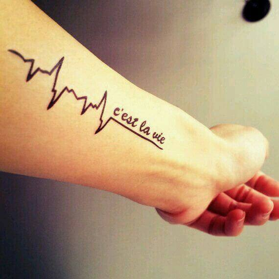 Heartbeat with Name