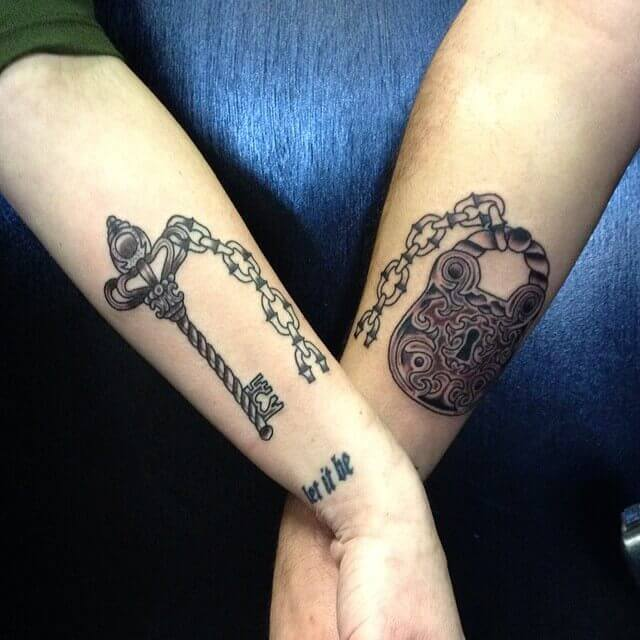 Mother Daughter tattoo ideas 2020
