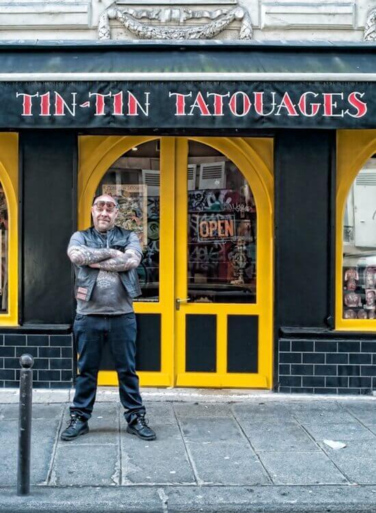 Tin Tin Tatouages Studio