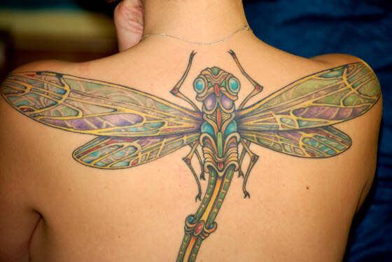 Big tattoo image