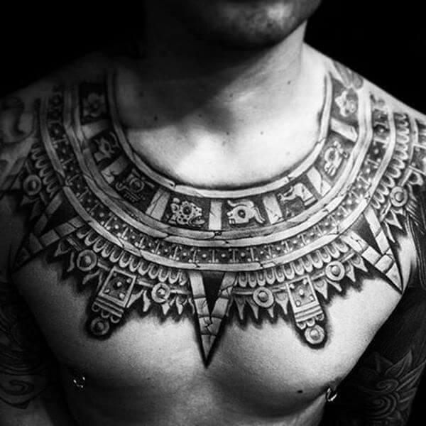 Blank ink Tattoo