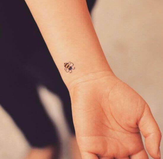 Bumblebee Small Tattoo