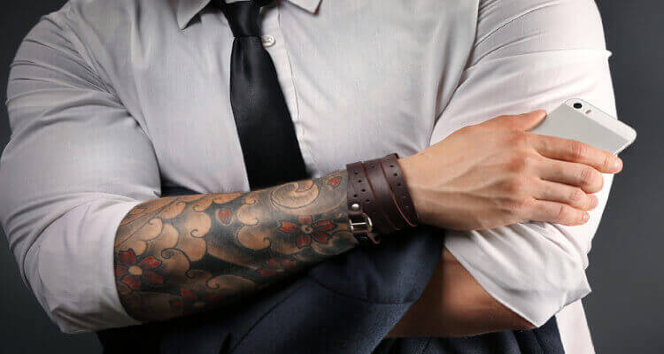Tattoo Rules for Job