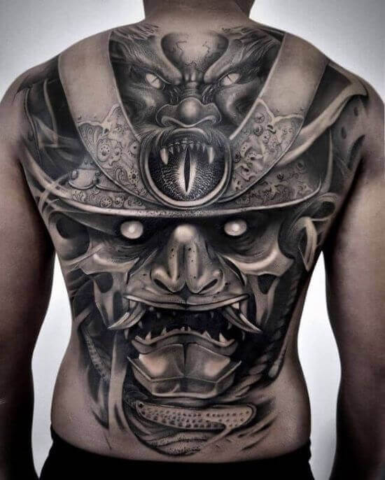 Amazing Tattoo for male