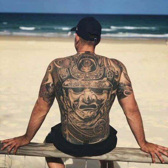 40 Awesome Back Tattoos For Men 2021 Best Tattoo Designs Check out our tattoo guy selection for the very best in unique or custom, handmade pieces from our tattooing shops. 40 awesome back tattoos for men 2021