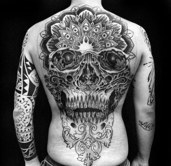 Best Back tattoo ideas for men and Guys