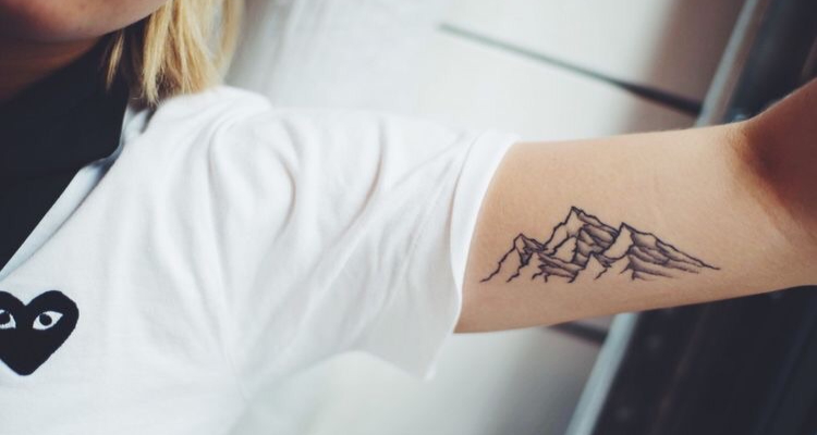 50 Simple Tattoos for Women