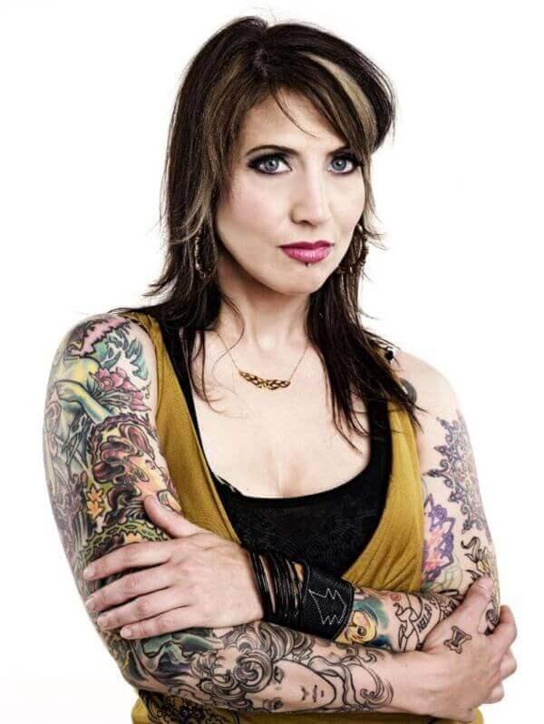 Hannah Aitchison Tattoo Artist