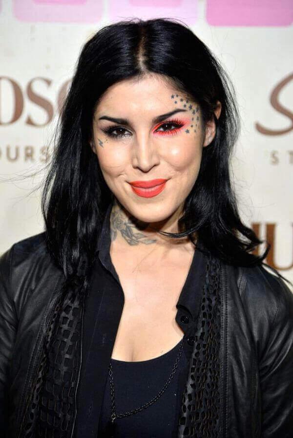 Kat Von Drachenberg top Tattoo Artist