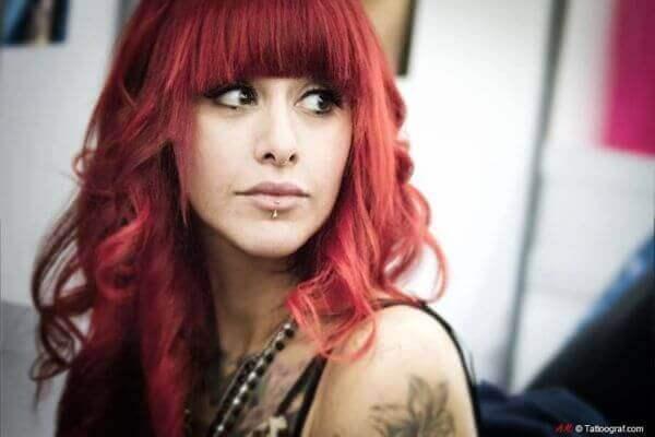 Moni Marino Top Tattoo Artist