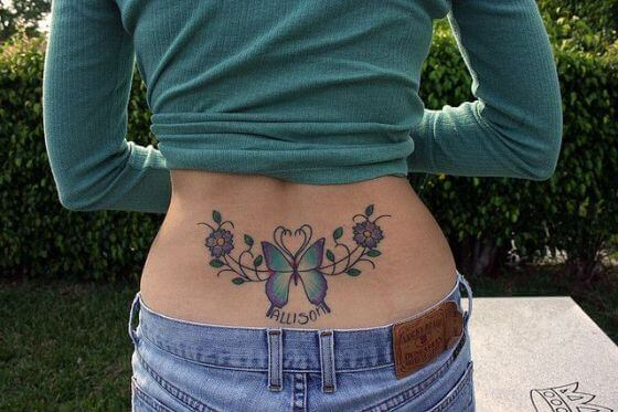 butterflies and flowers on your lower back (1) (1)