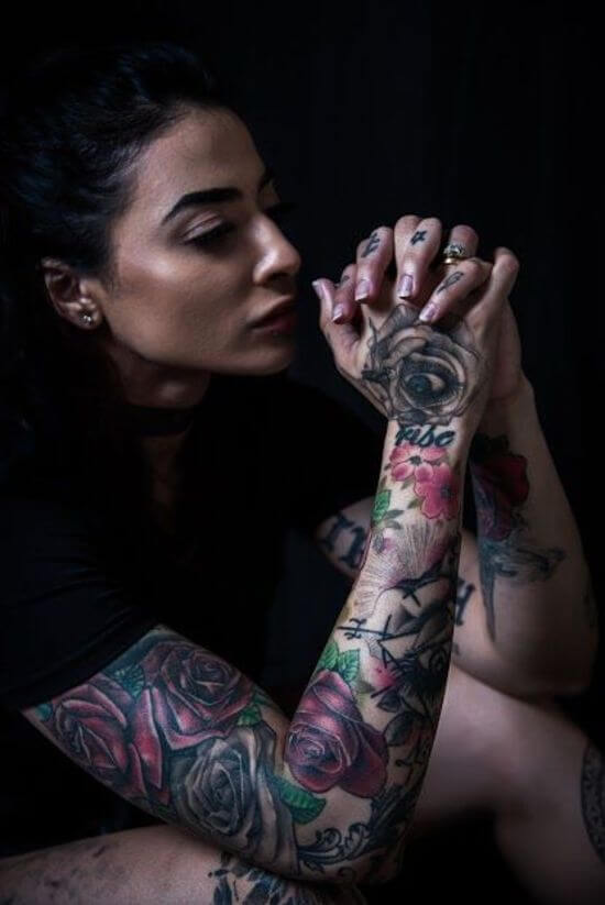 Bollywood Celebrities With Tattoos