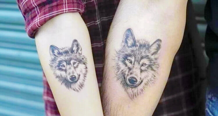 45 Wonderful Wolf Tattoo Designs