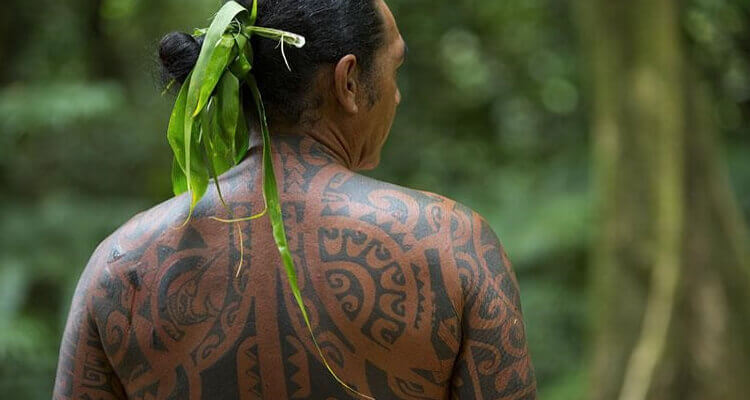 Polynesian Tattoo Designs and history