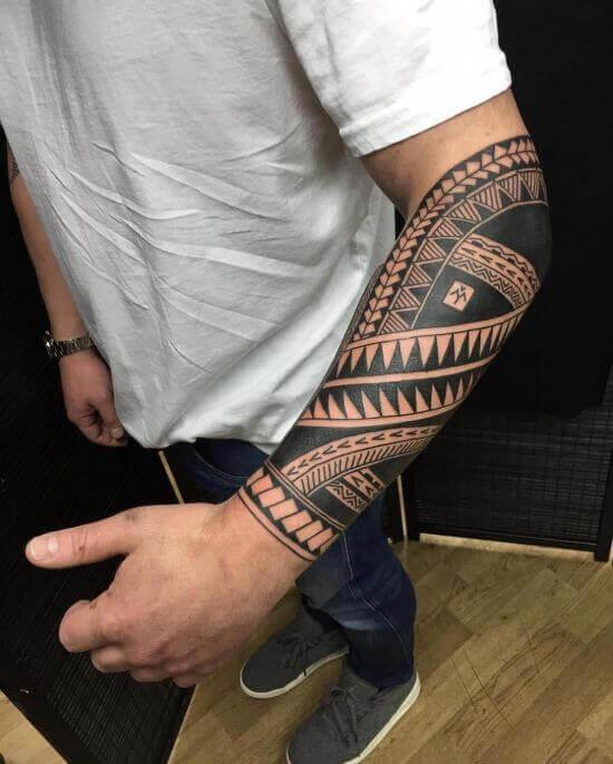 traditional Polynesian Tattoo ideas